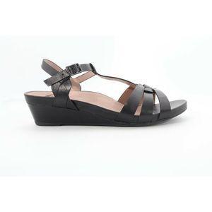 Abeo Irma Sandals Black Size US 8  (EPB )4326